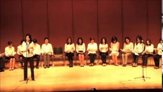 Japan Society (NYC) 朗読教室 Spring 2014 発表会「走れメロス」 講師...