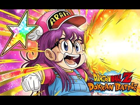 THE STRONGEST IN THE WORLD! 100% RAINBOW STAR PHY ARALE SHOWCASE! (DBZ: Dokkan Battle)