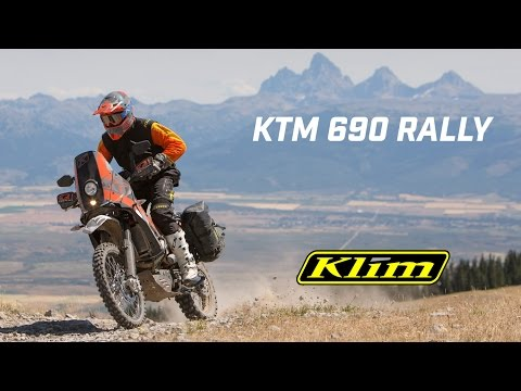 KLIM 690 Rally Bike