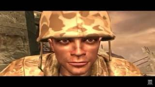 Battle of Tarawa - Medal of Honor Pacific Assault Final Mission Gameplay HD