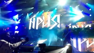 Ария - Кипелов - осколок льда 28.11.2015