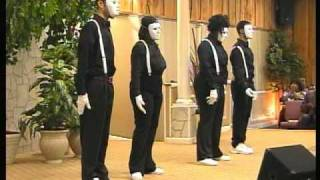 my worship is for real mime dance