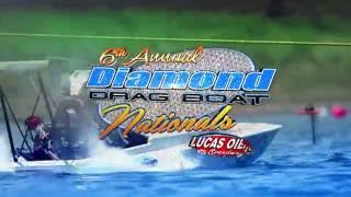 Sept. 2nd-4th, 2016: 6th Annual Diamond Drag Boat Nationals