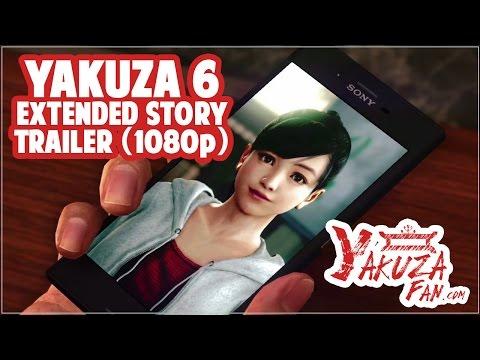 Extended Story Trailer - Ryu Ga Gotoku 6 / Yakuza 6 [TGS 2016]