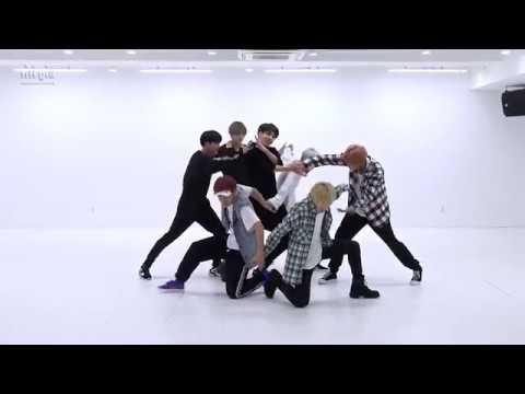 開始Youtube練舞:DNA -BTS | 個人舞蹈練習