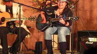 Restless - audrey assad acoustic cover by richiella with mark sheldan