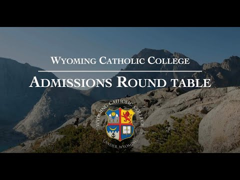 Admissions Round Table
