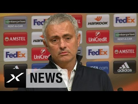 """Jose Mourinho: """"Ich muss die Spieler kennenlernen""""   Manchester United"""