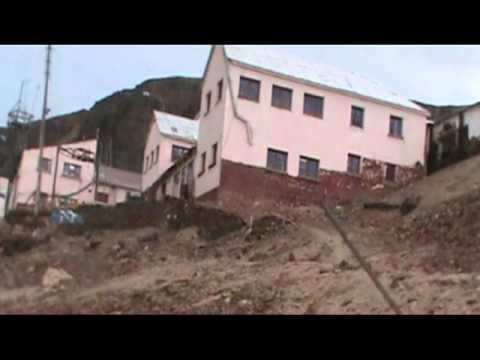 EXTINCION DEL NEVADO CHACALTAYA BOLIVIA_part 2.mpg