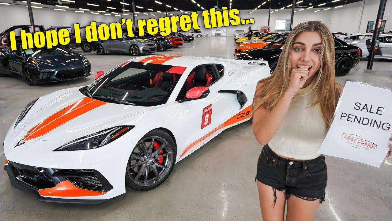I Got an INSANE Cash Offer for my World Record C8 Corvette...