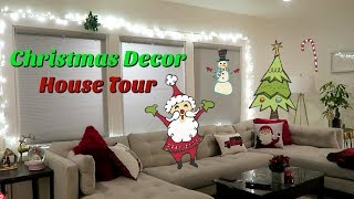 CHRISTMAS DECOR + MINI HOUSE TOUR