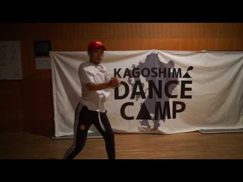 KAGOSHIMA DANCE CAMP 2017 Day2 / HIGE - Curtains