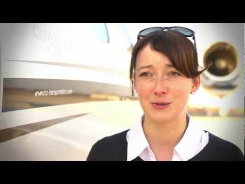 MZ Fly their Cessna CJ3 using RocketRoute in Europe