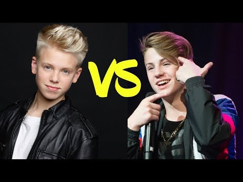 MattyBRaps Vs Carson Lueders | MattyBRaps - Gone vs Carson Lueders - Try Me