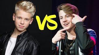 Gambar cover MattyBRaps Vs Carson Lueders | MattyBRaps - Gone vs Carson Lueders - Try Me