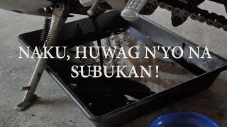 SAY NO TO THIS ENGINE OIL (TAGALOG)
