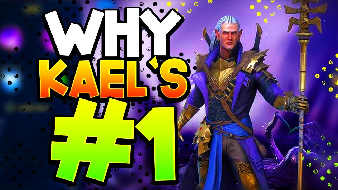 BEST 2 KAEL BUILDS in Raid Shadow Legends (#1 starting champ!)
