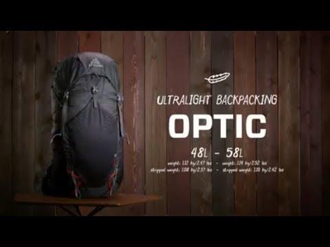 Men's Optic Ultralight Backpacking