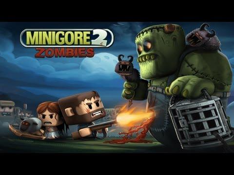 Minigore 2: Zombies  - Universal - HD Gameplay Trailer