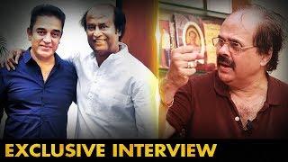 கமல் ஆண்மிகம் VS ரஜினி ஆன்மிகம் | Actor,Comedian Crazy Mohan Interview | Kamal Hassan | Rajinikanth