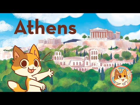 Athens, Greece - KeeKee's Fun Facts