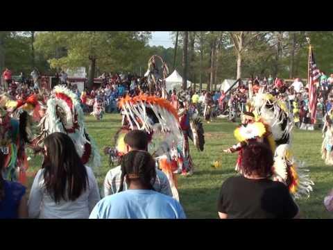 Haliwa-Saponi Indian Tribe Pow-Wow