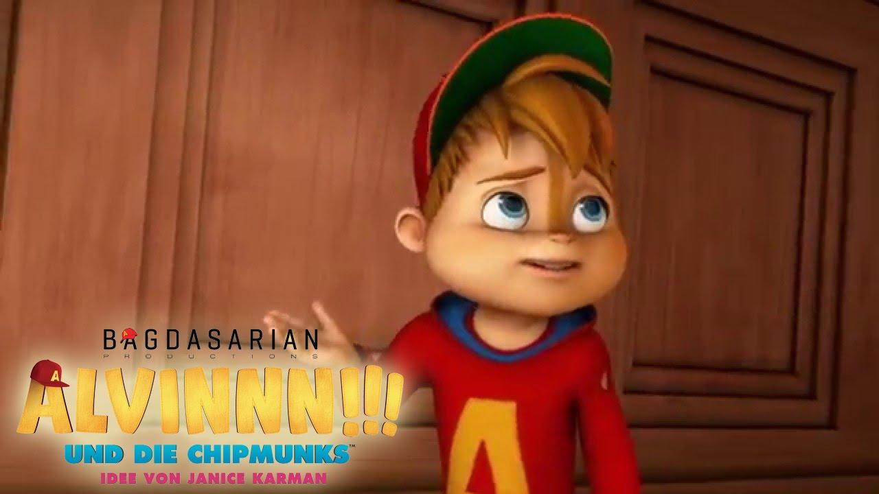 Alvinnn Und Die Chipmunks Die Neue Schulleiterin Trailer