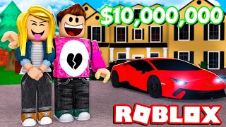 I BUY a MANSION of 10,000,000 DOLARES Cerso roblox in Spanish