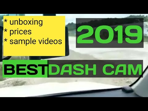 WHAT IS THE BEST DASH CAM 2019? / HOW TO INSTALL DASH CAM / FORTUNER