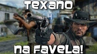 TLOU Online - Um Texano na Favela!