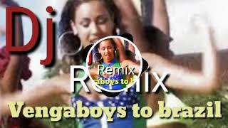 Vengaboys to Brazil Dj Remix Hard dholki mix by Dj Rupesh Aligarh