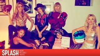 Gigi Hadid Dishes About Taylor Swift's Low-Key Halloween Party | Splash News TV