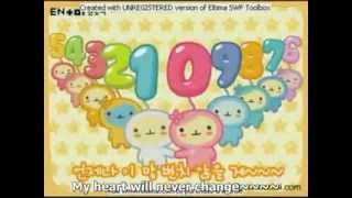 Cute Korean Ringtone 1, 2, 3 saranghaee~!