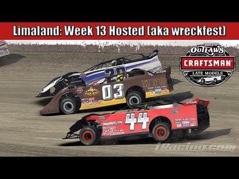 Limaland Motorsports Park: Week 13 Hosted