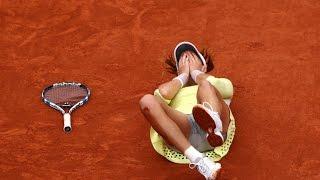 Garbine Muguruza v Serena Williams 2016 Roland Garros Women