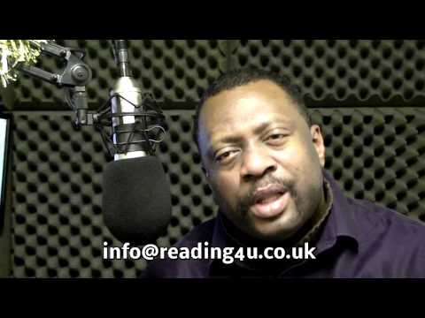 Africans in Berkshire Reading4u Radio