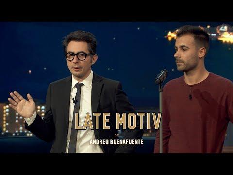 LATE MOTIV - Berto Romero. 'Telefonillo man' | #LateMotiv350