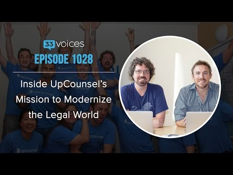 Episode 1028 | Inside UpCounsel's Mission to Modernize the Legal Industry