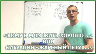 """Ситуация """"Жаренный Петух"""" в Жизни и Бизнесе"""
