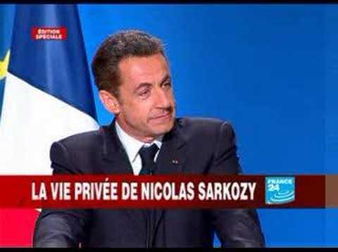 Sarkozy-Bruni, du mariage dans l'air