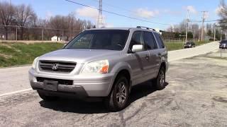2005 Honda Pilot for Sale - Test Drive Review