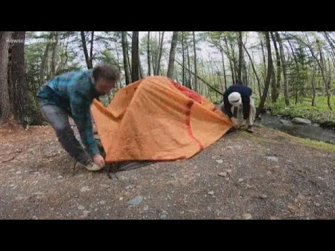 Green Outdoors: Camping Gear Up For Rent