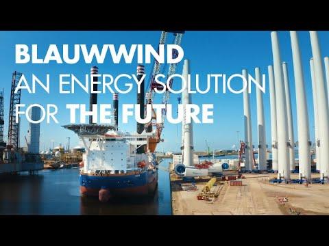 How Shell helped build the Borssele III&IV windfarm