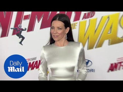 Evangeline Lily Arrives At The Premiere Of 'Ant-Man & The Wasp'