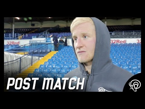 POST MATCH | Will Hughes Post Leeds United (A)