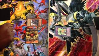 Yugioh Duel: Machina Dino (Mr. Otk) versus Rescue Glad (Spe