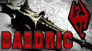 Dark's Top 5 Daedric Artifacts in Skyrim