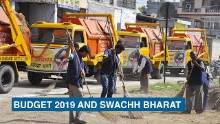 Budget 2019 and Swachh Bharat