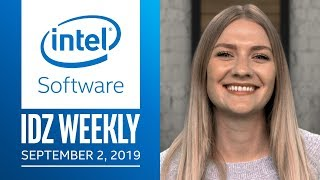 The Visual Cloud Conference at IBC! | IDZ Weekly | Intel Software