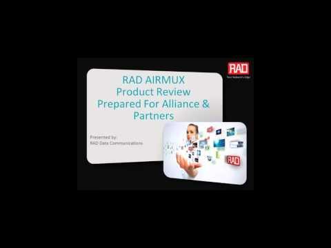 RAD Airmux Radios, a Comprehensive Review